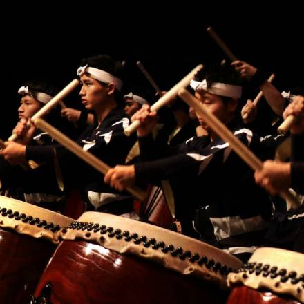 KOKUBU – The Drums of Japan