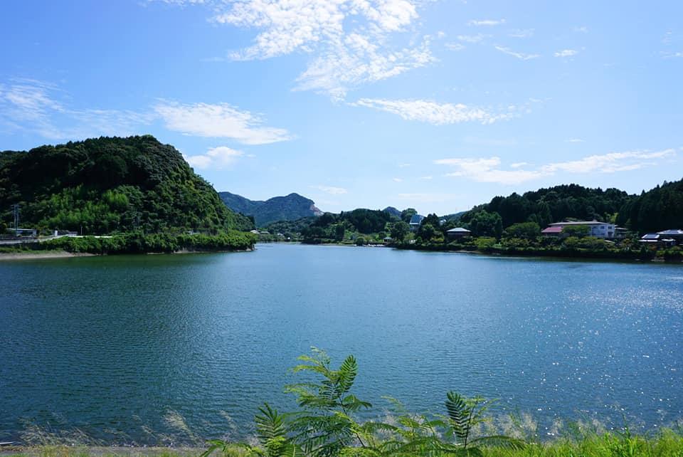 Ikenouchi-See in Takeo