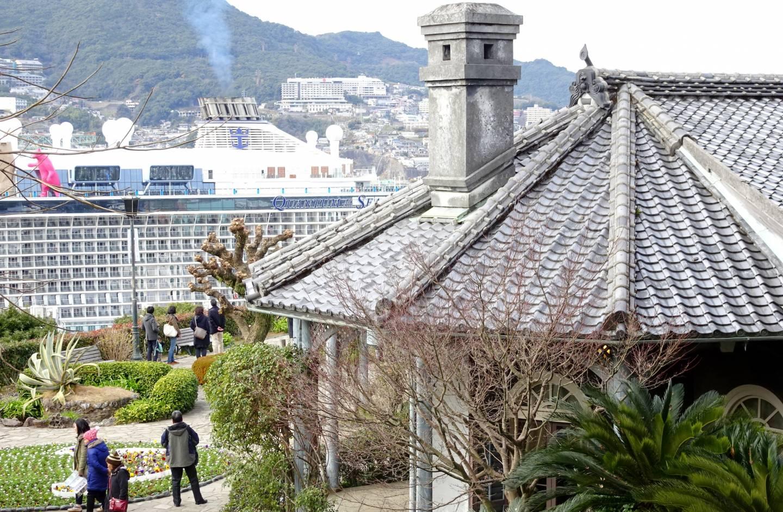 Glover Residenz in Nagasaki