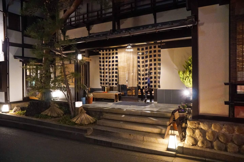 Hotel Ryokan Sugimoto in Matsumoto