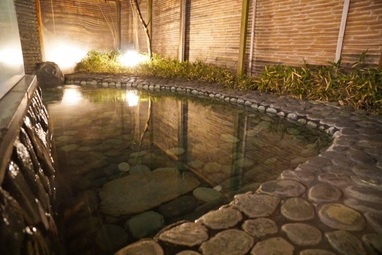 Onsen im Hotel Ryokan Sugimoto in Matsumoto