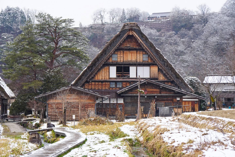 Wada-Haus in Shirakawago