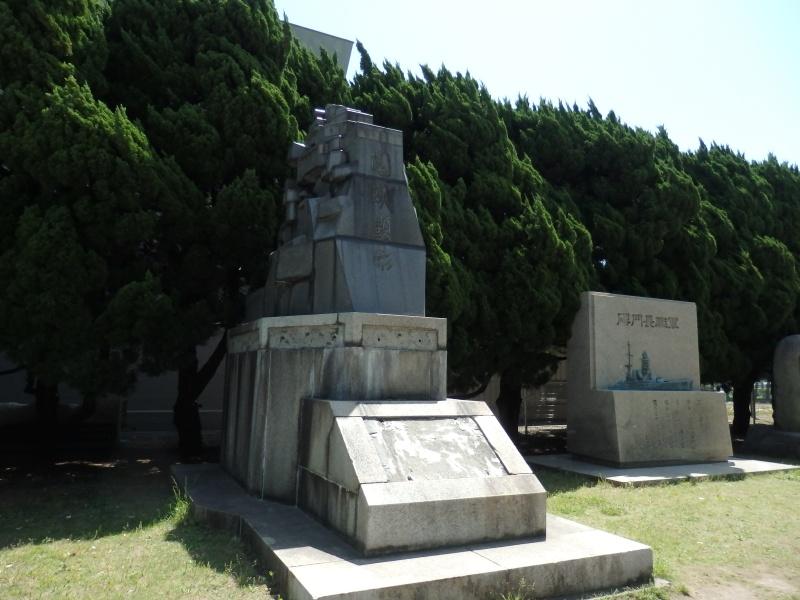 Gedenkstatuen im Verny-Park
