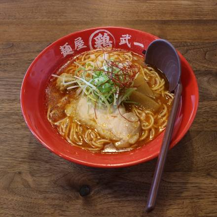 Tokyo Ramen Takeichi Spicy Ramen