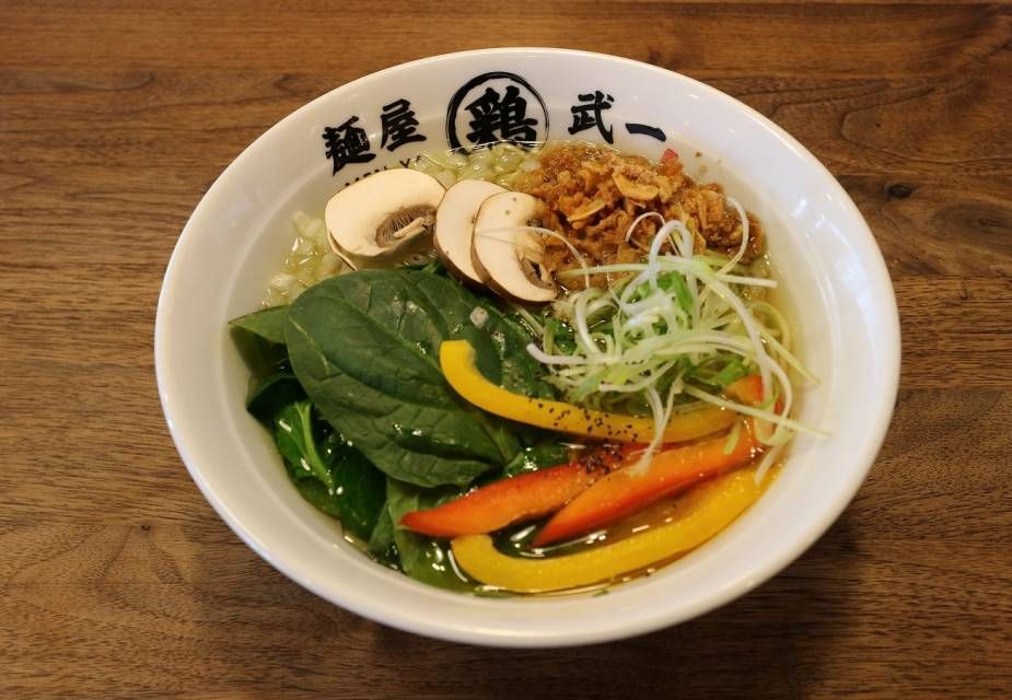 Takeichi Veggie Ramen