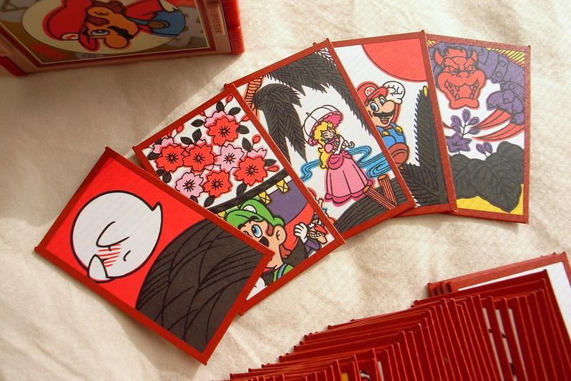 spezielle Nintendo-Hanafuda-Karten