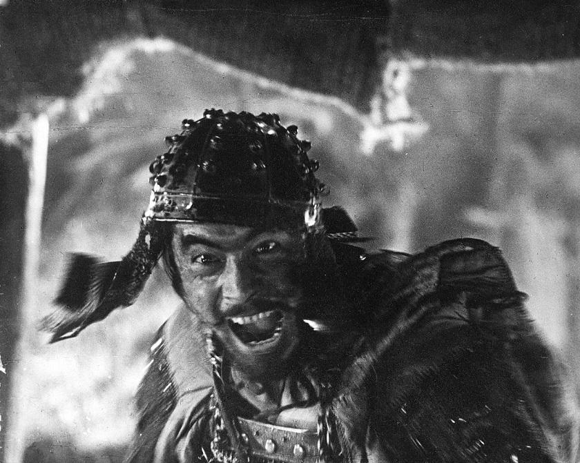 """Ausschnitt aus """"Die Sieben Samurai"""""""