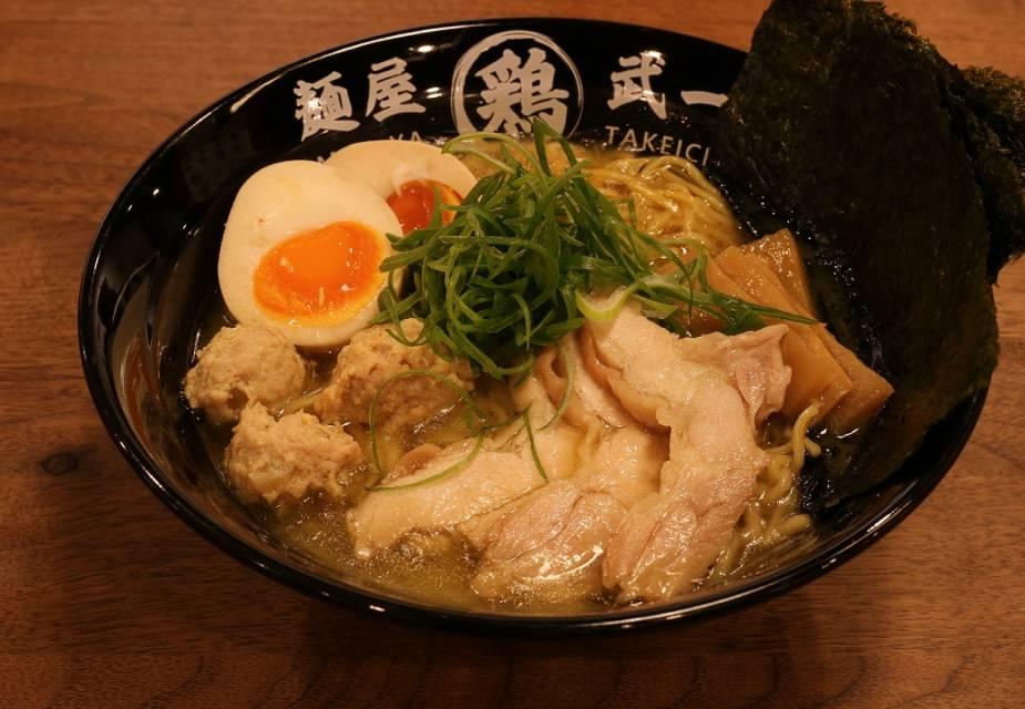 Tokyo Ramen Takeichi Nudelsuppe