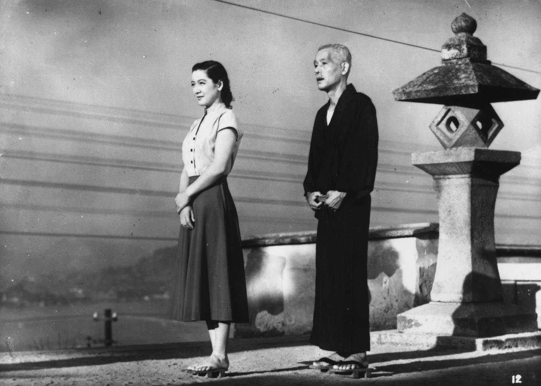 """Ausschnitt aus dem Film """"Tokyo Story"""""""