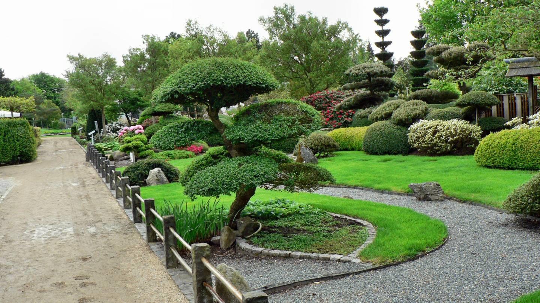 Der Japanische Garten in Bad Zwischenahn