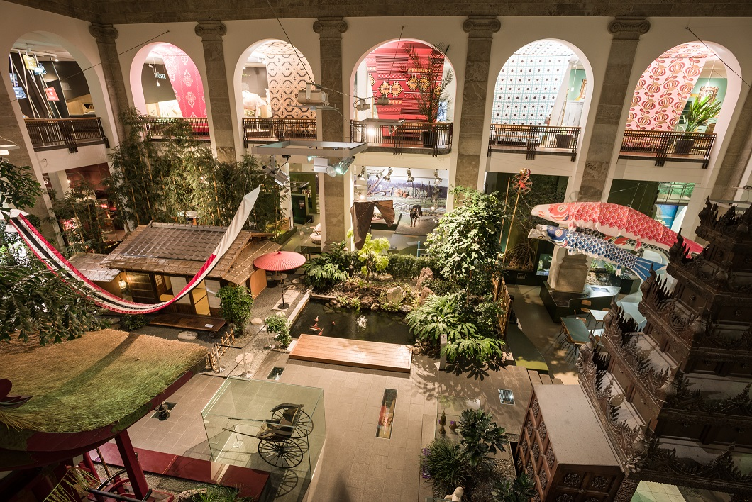 Asienausstellung im Übersee-Museum Bremen