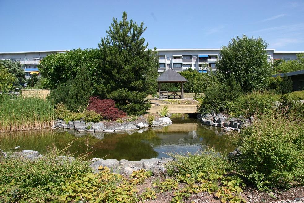 Japanischer Garten in Leinefelde-Worbis