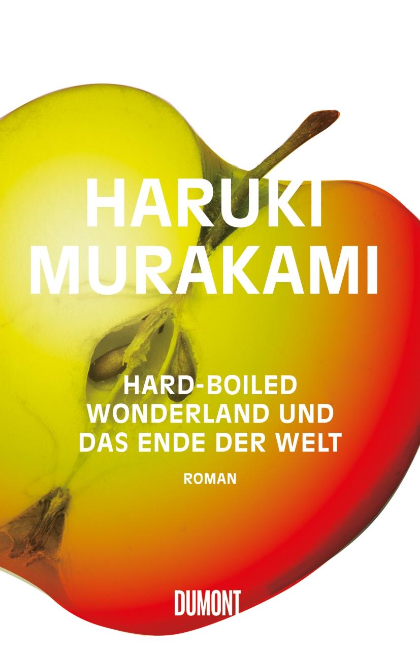 """Murakami Haruki """"Hard-boiled Wonderland und das Ende der Welt"""" Cover"""