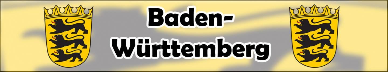 Baden-Württemberg Banner