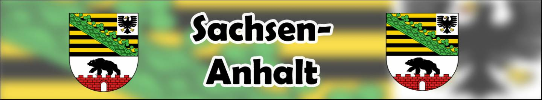 Sachsen-anhalt Banner