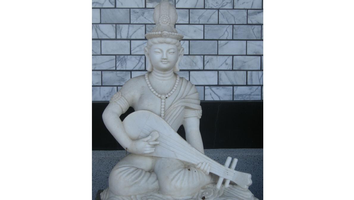 Statue von Benzaiten