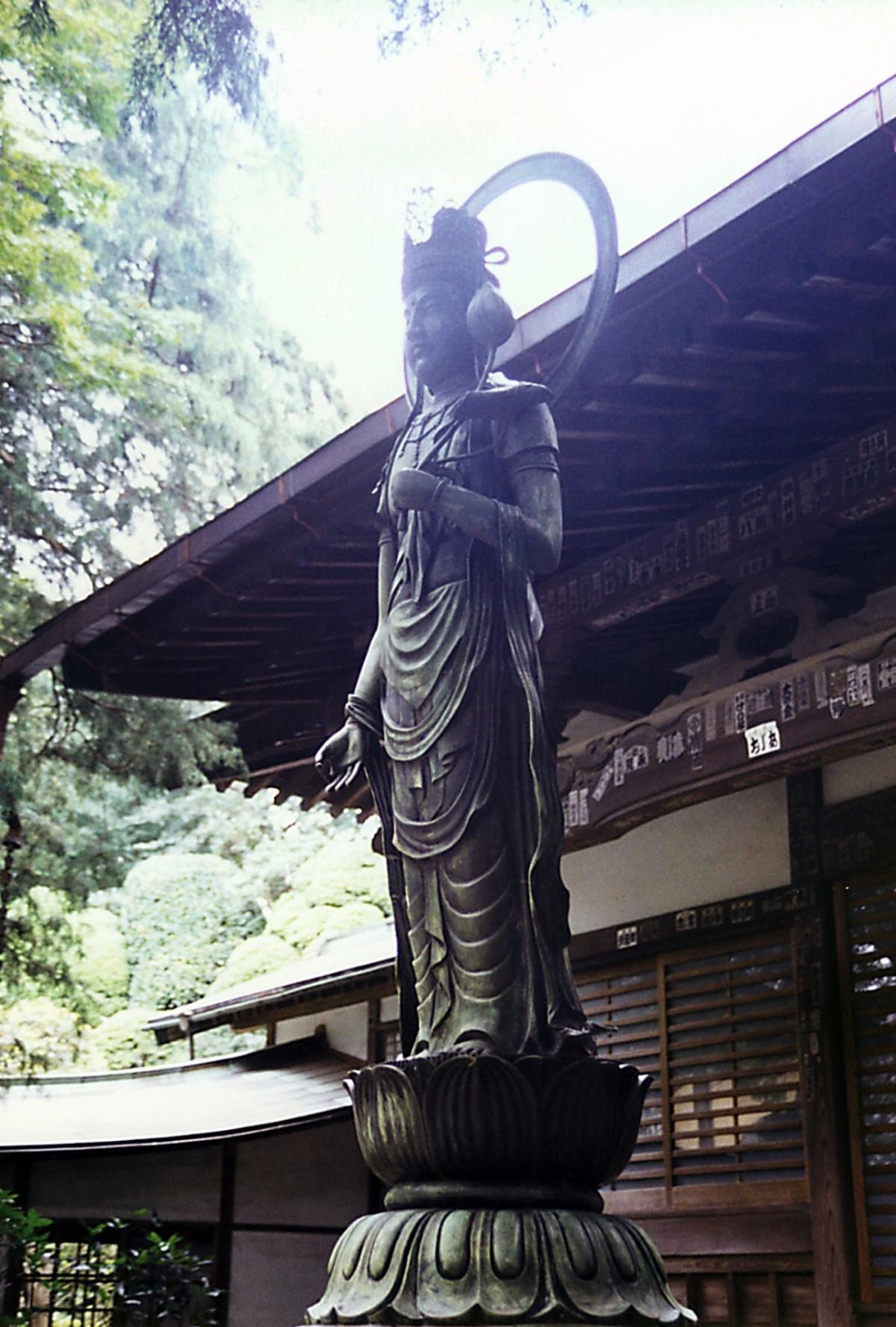Kannon-Statue