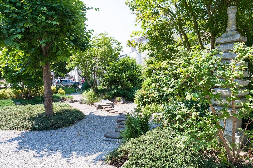 Japanischer Garten in Wolfratshausen
