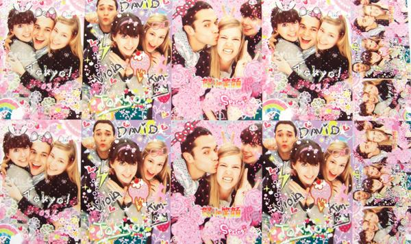 Purikura-Fotos