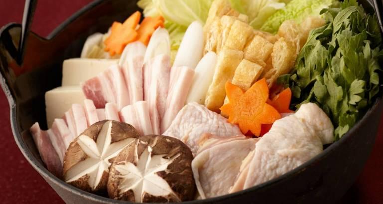 Nabemono-Gericht
