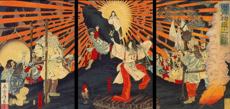 Japanische Götter