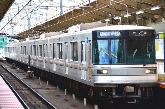 U-Bahn in Tokyo
