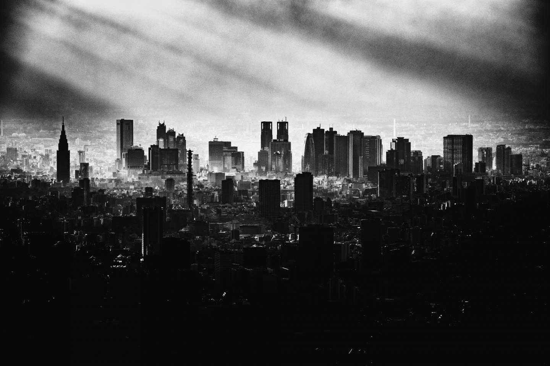 """Artificial Mountains_Shinjuku, 15:35.10.00"". © JUMPEI TAINAKA"