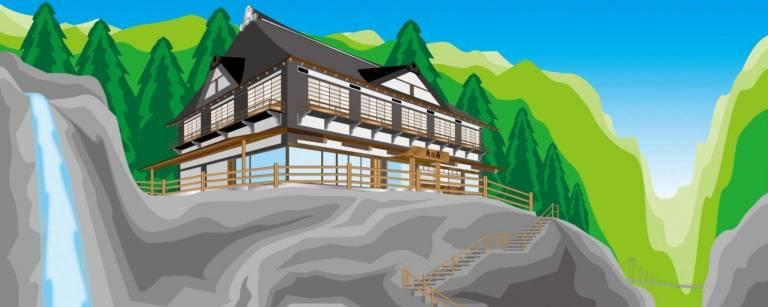 Illustration Ryokan
