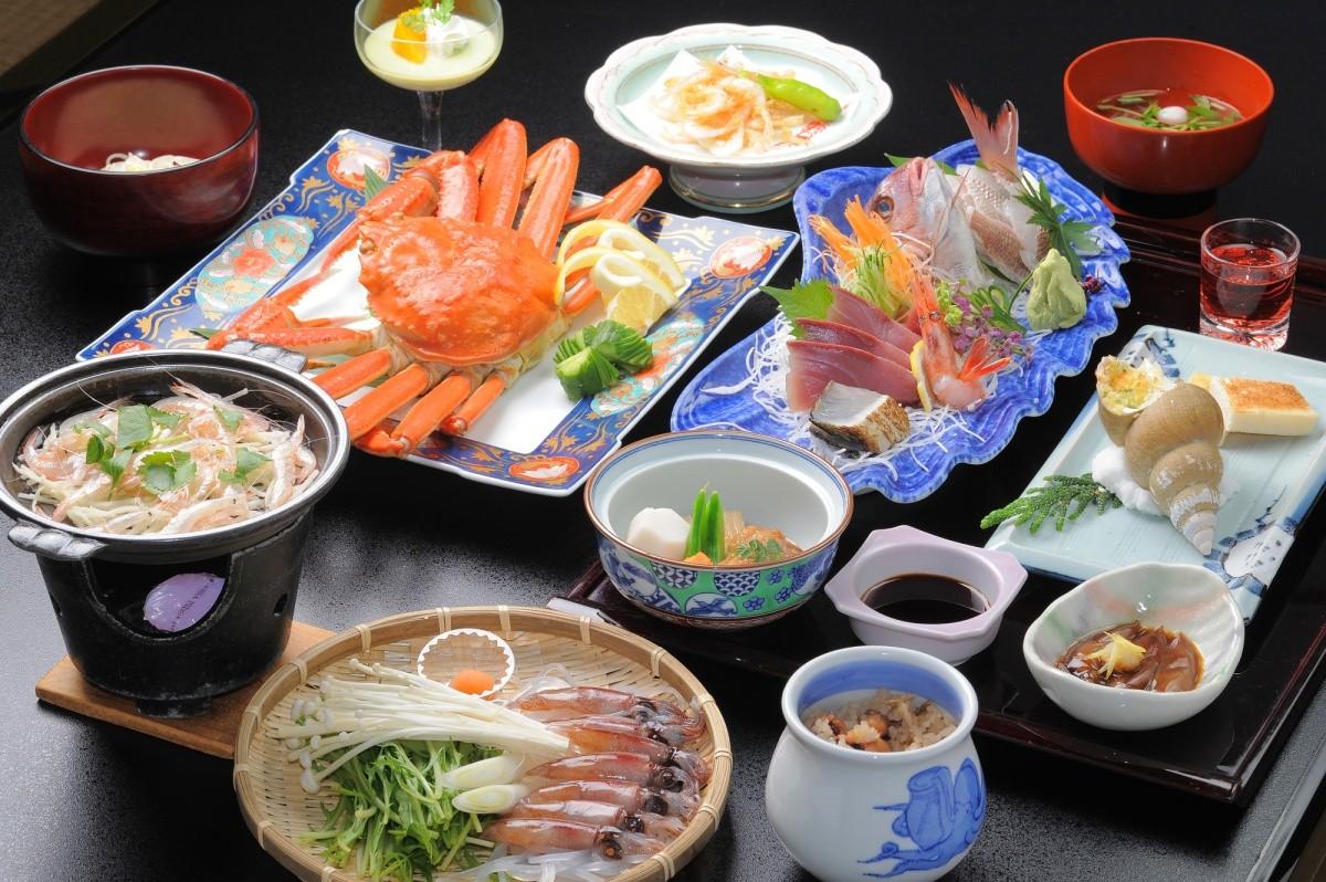 Kaiseki-Menü