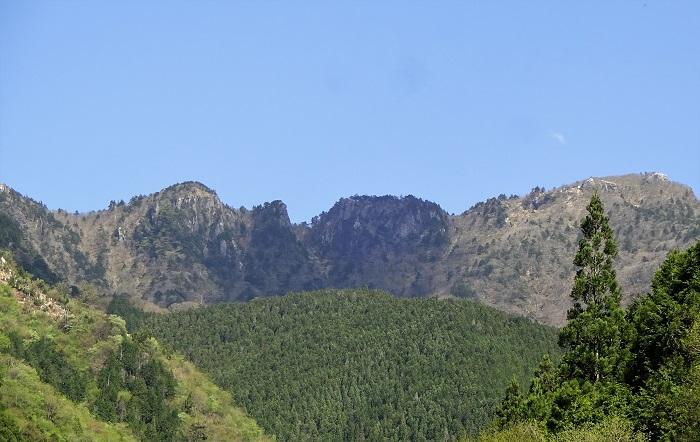 Ōmine-Bergkette