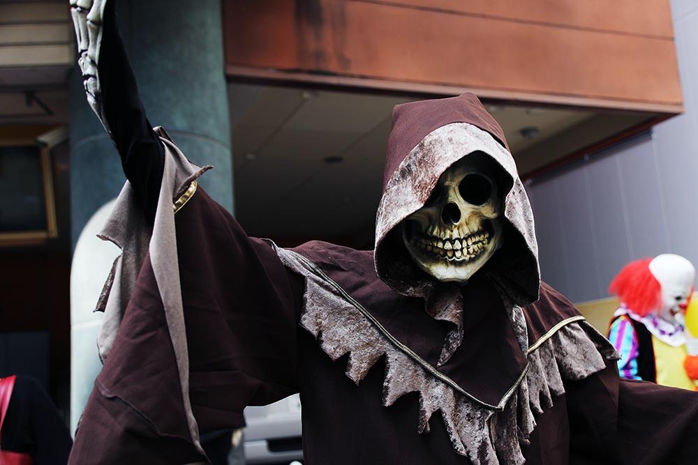 Halloween-Parade in KAWASAKI