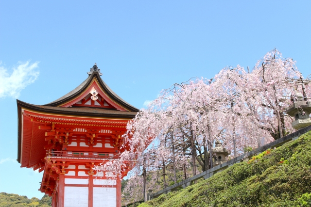 Niōmon-Tor am Kiyomizu-dera