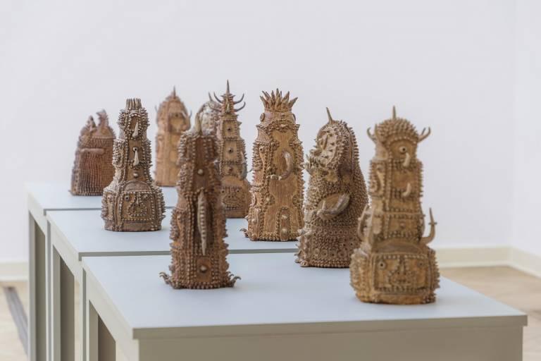 Kunstausstellung Shinichi Sawada