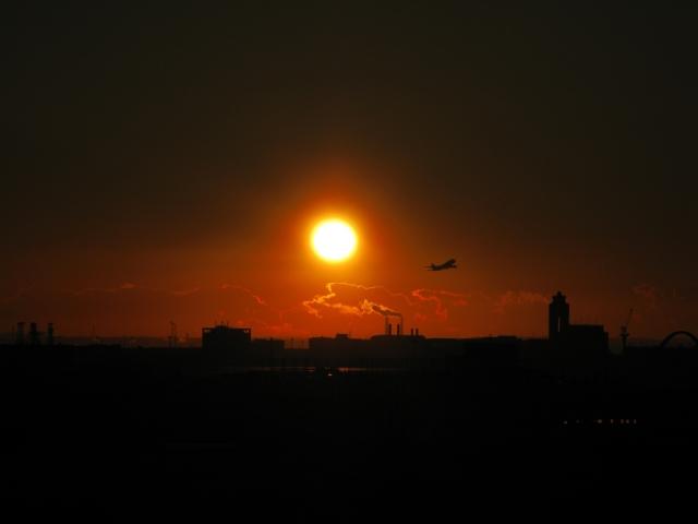 Hatsuhinode Haneda Airport