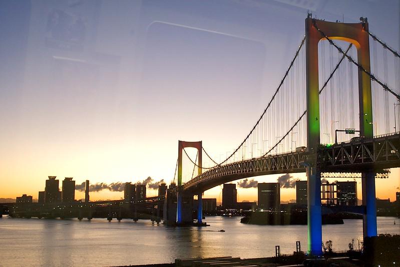 Hatsuhinode Rainbow-Bridge