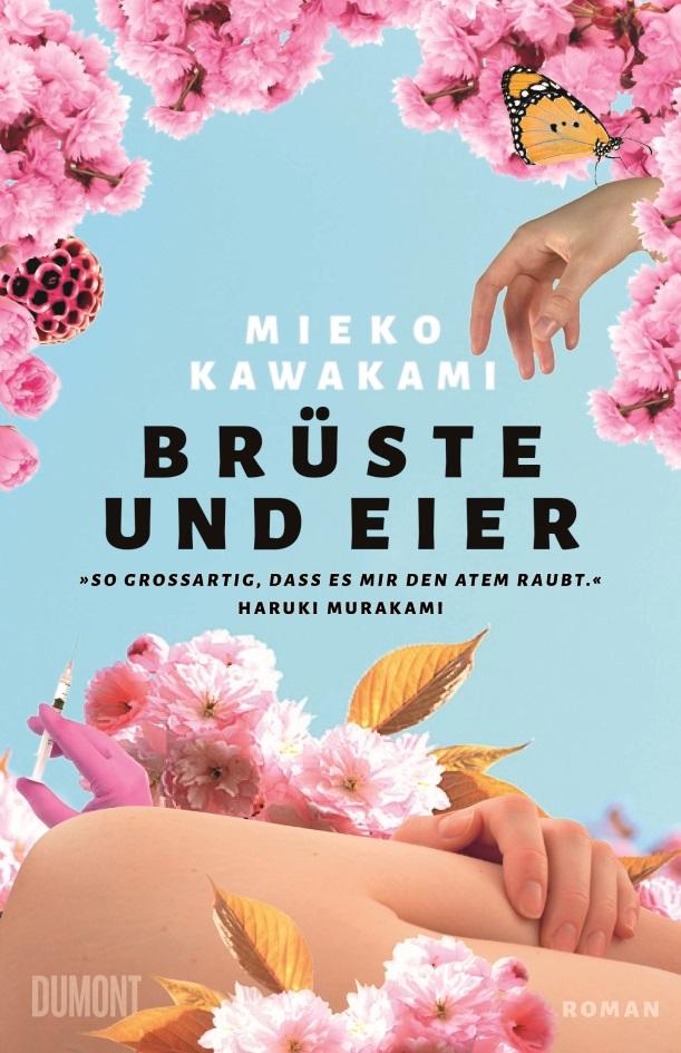 Romancover: Brüste und Eier (Mieko Kawakami)