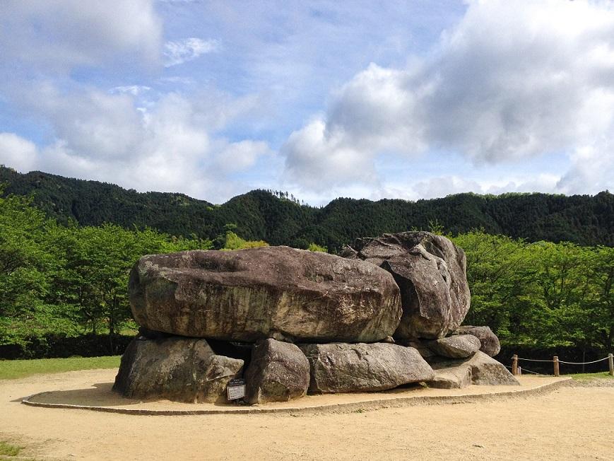 Grabkammer Ishibydaikofun in Nara