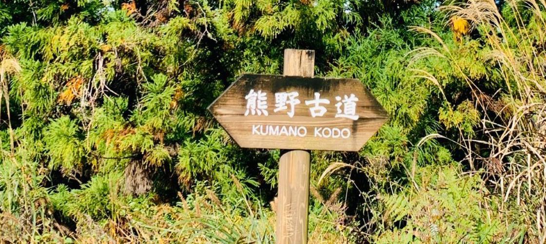Kumano Kodō Weg