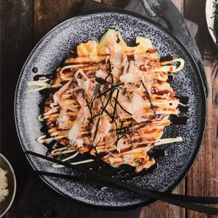 Janina Uhses Quick Okonomiyaki