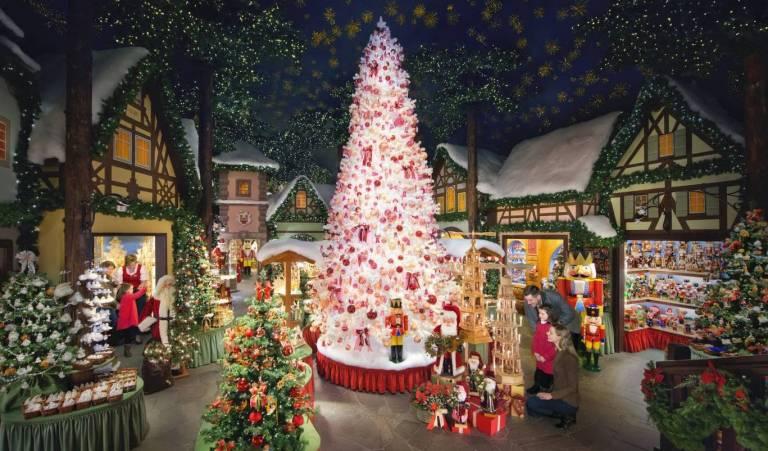 Weihnachtsdorf Rothenburg