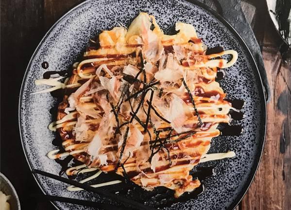 Janina Uhse Okonomiyaki