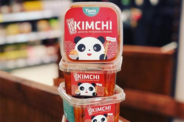 PANDAS Kimchi