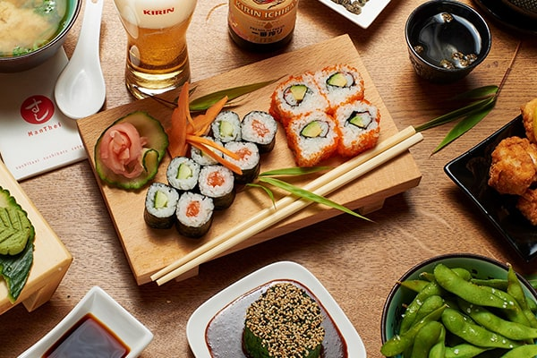 Kirin Sushi Set classic