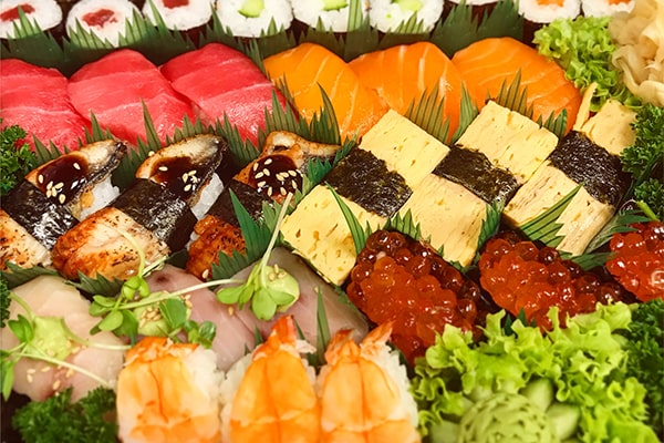 Sushi-Set Kamakura
