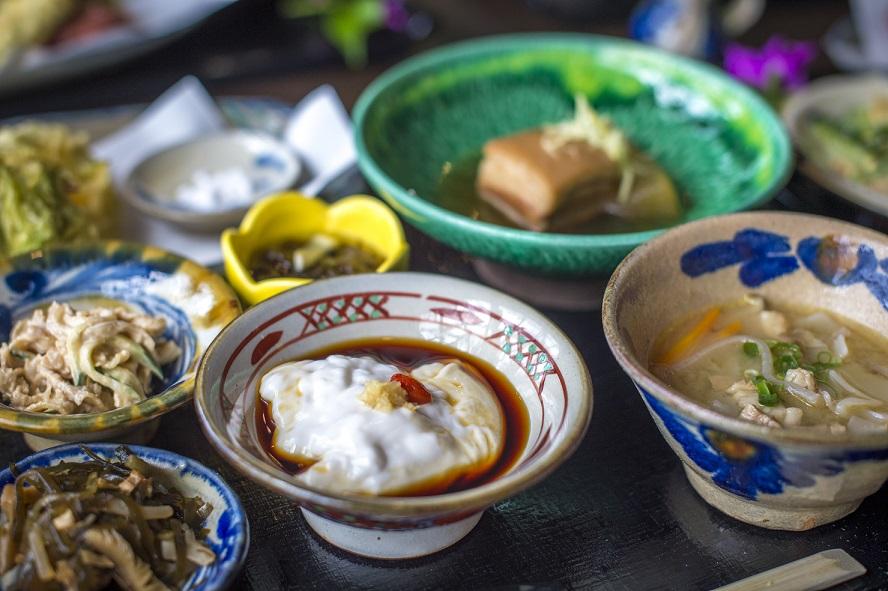 Okinawas Küche