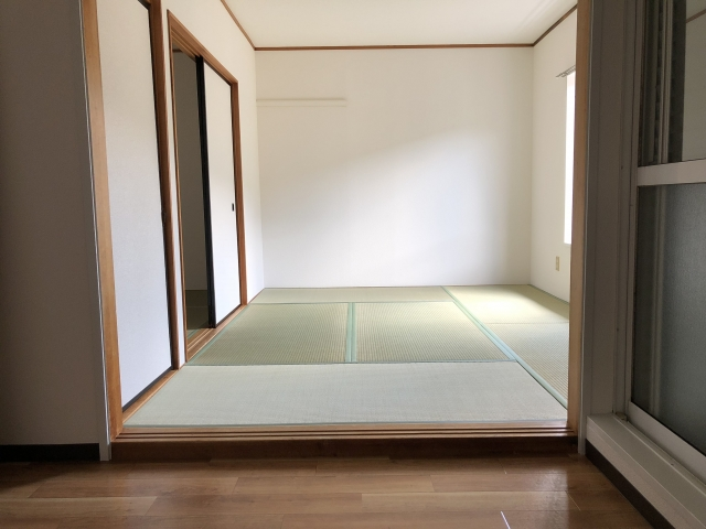 Tatami-Raum