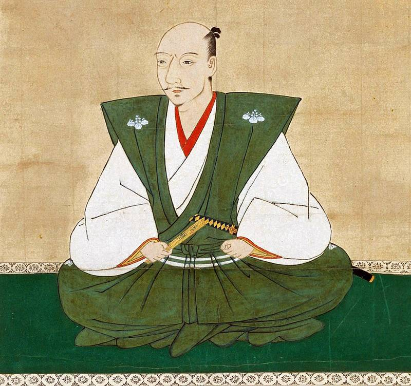 Porträt Oda Nobunaga