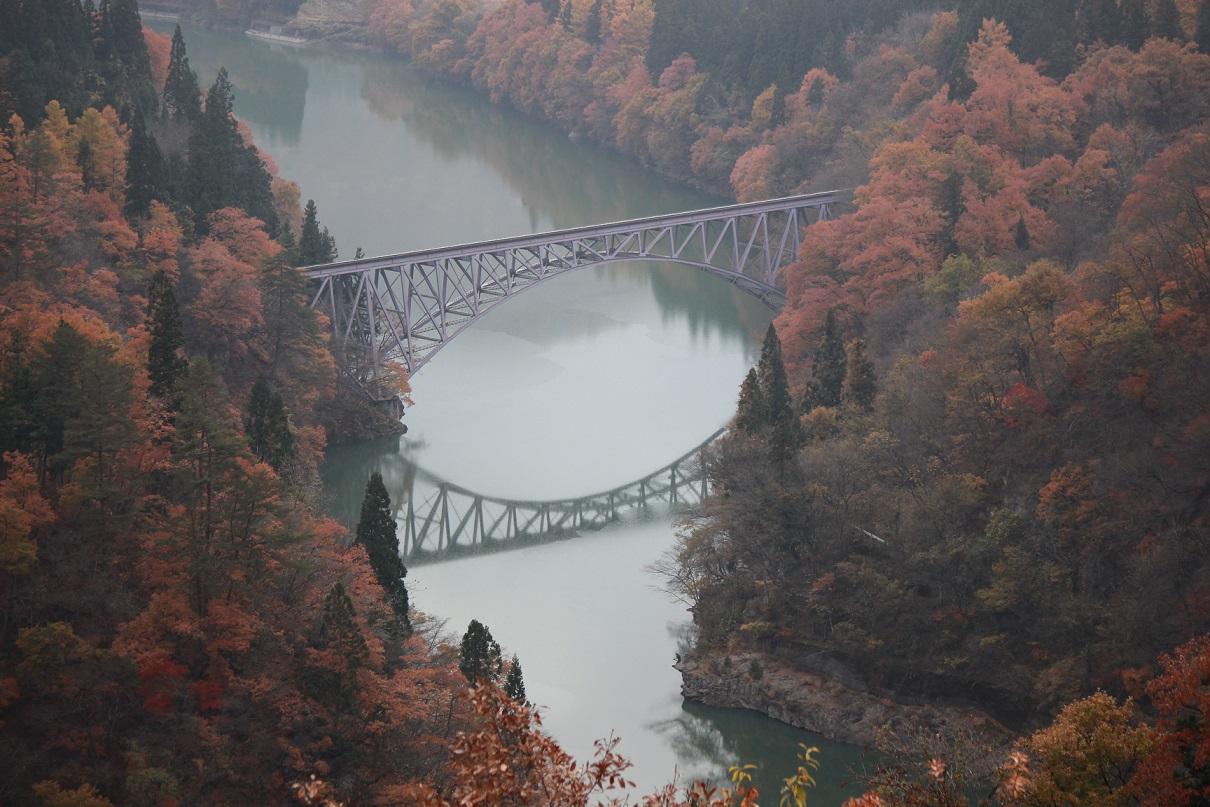 No. 1 Tadami River Bridge