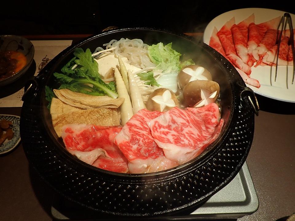 Sukiyaki bei Sagoro