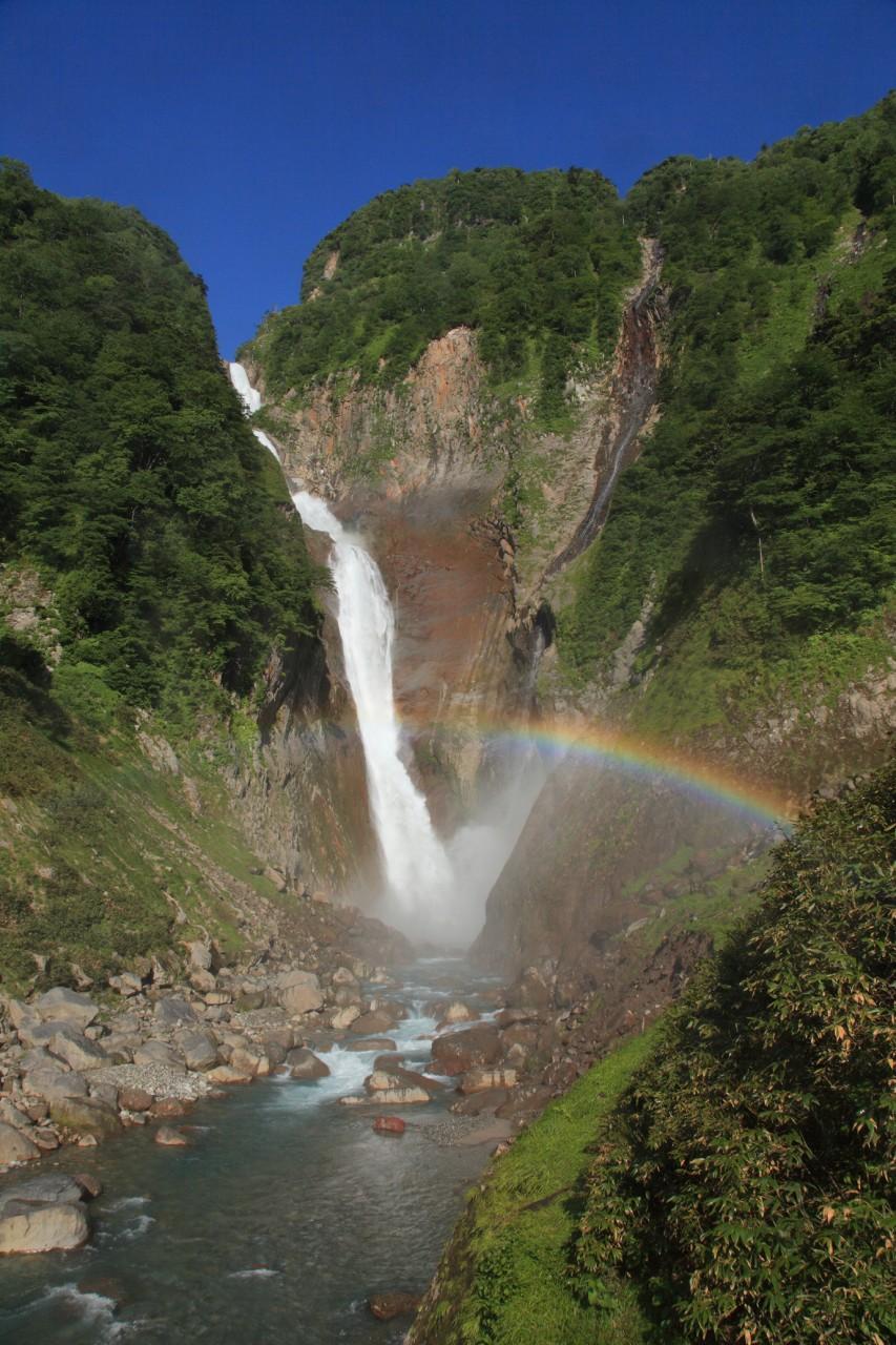 Shomyo Wasserfall